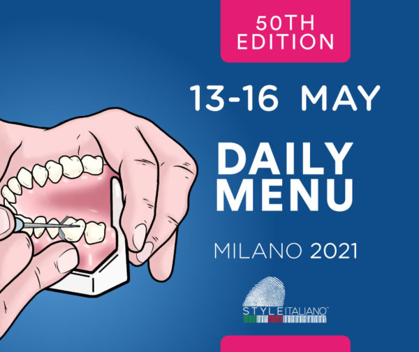 StyleItaliano Hands-on course DailyMenu-50th