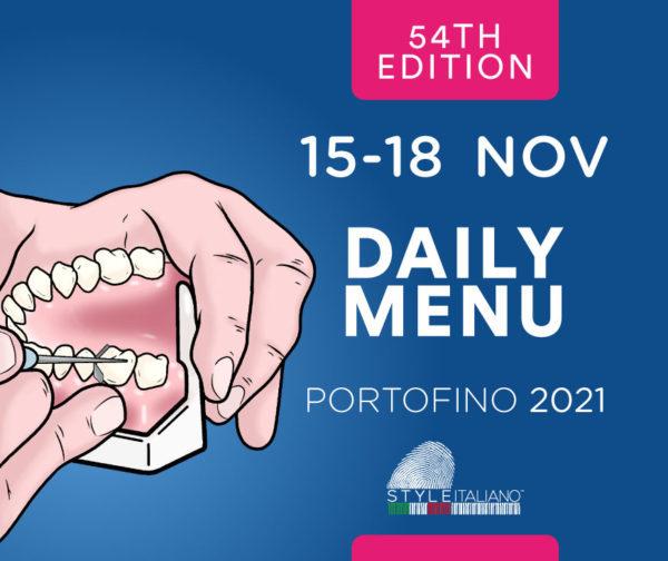 StyleItaliano Hands-on course DailyMenu-54th