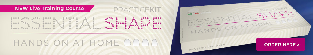 Essential shape kit banner course style italiano styleitaliano hands on at home