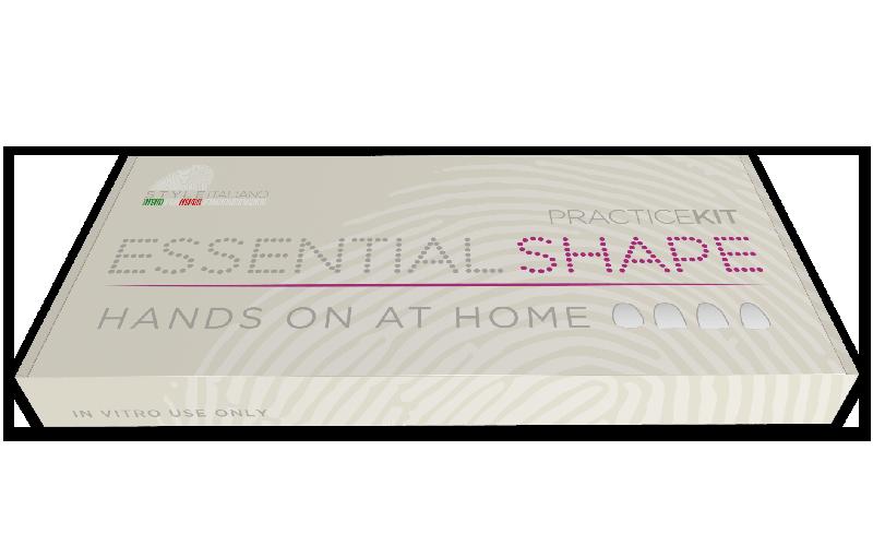 essential shape kit box