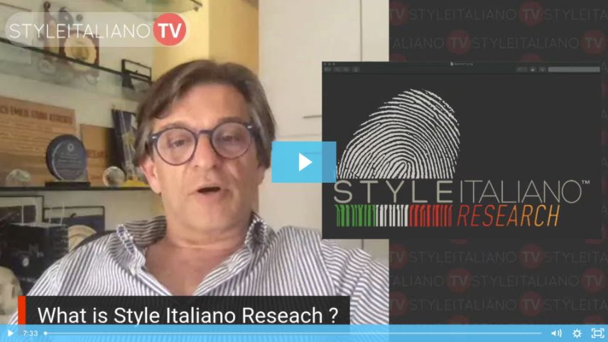 style italiano research video preview